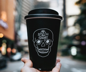 black, coffee, and photography image
