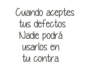 defectos and frase image
