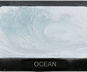 ocean, blue, and makeup image