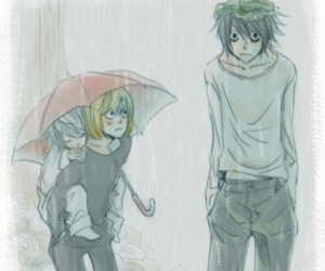 death note, My Neighbor Totoro, and cute image