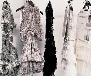 fashion, dress, and theme image
