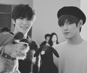 taeyong, jaehyun, and nct image
