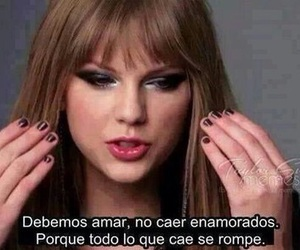 love, frases, and Taylor Swift image