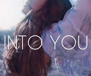 edit, music video, and into you image