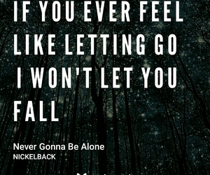 Lyrics, nickelback, and night image