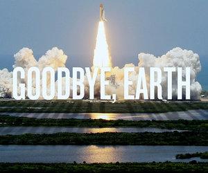 goodbye and earth image