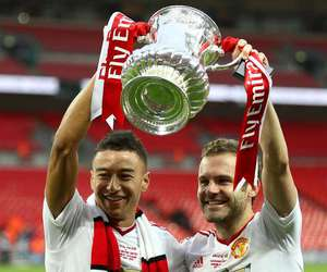 manchester united, juan mata, and red devils image