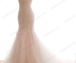 bride, bridaldress, and lace image