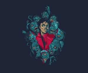 thriller, wallpaper, and jackson image