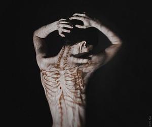 body, girl, and art image