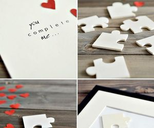 diy, love, and puzzle image