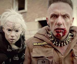 fuck, pitbull, and die antwoord image