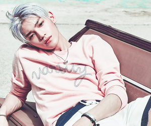 guy, Hot, and kpop image