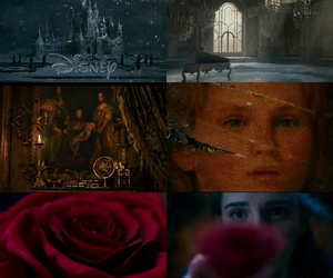 disney, disney princess, and the beauty and the beast image