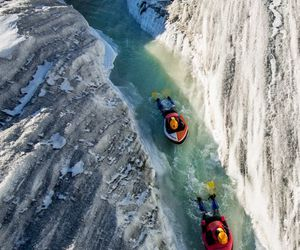 travel, adventure, and hydrospeeding image