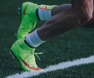 court, football, and nike image