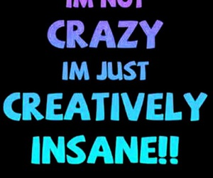 crazy and 😝 image