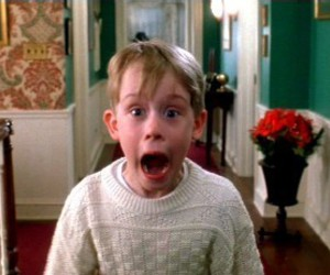 home alone, movie, and christmas image