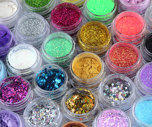 glitter and creativy image