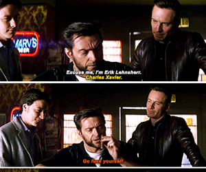 cameo, funny, and magneto image