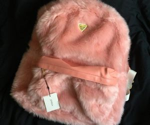 bag, pink, and tumblr image