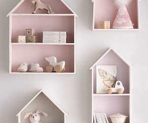 baby, decor, and room image