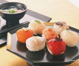 food, healthy, and japanese image