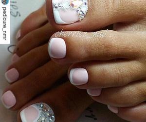 nails and franch image