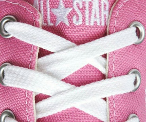 pink and converse image