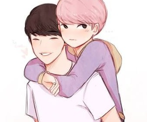 fanart, Seventeen, and boy's love image