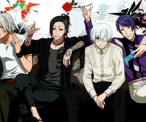 anime, black hair, and gourmet image