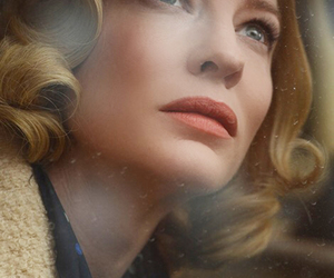 cate blanchett, carol, and vintage image