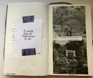 art, art journal, and bored image
