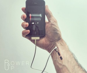 photography and power up image