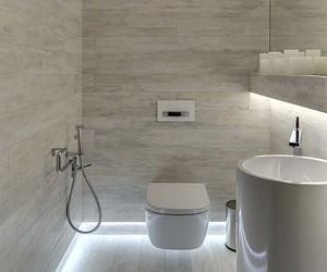 bathtubs, bathroom decor ideas, and small bathroom ideas image