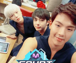 minhyuk, hyungwon, and shownu image