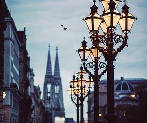 city, austria, and vienna image