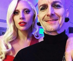 Lady gaga, ahs, and ahs hotel image