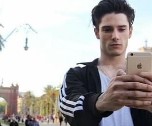 model, spanish, and selfie image