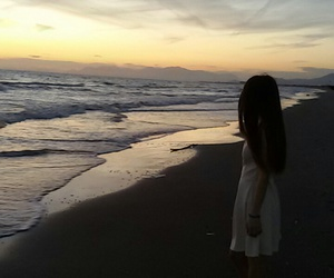 beach, beauty, and cool image