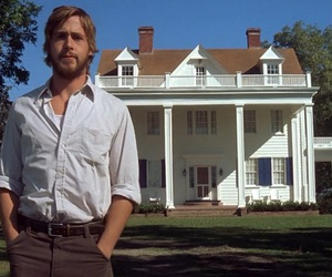 the notebook, ryan gosling, and house image
