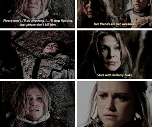 cw, shipper, and the 100 image