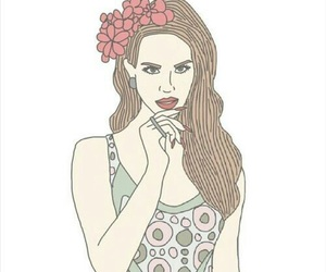 transparent, lana del rey, and overlays image