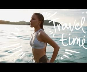 summer, tumblr, and video image