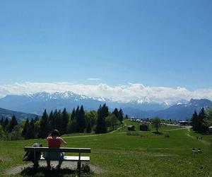 austria, beautiful, and mountains image
