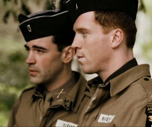 Band of Brothers and winters and nixon image