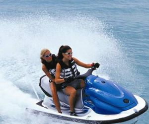 friends, jet ski rentals, and waverunner rentals image