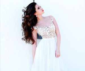 dress white and ryan whitney newman image