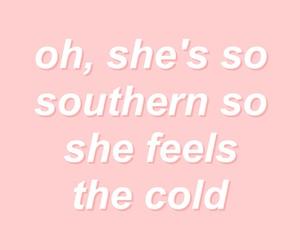 Lyrics, pastel, and the 1975 image