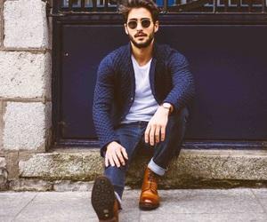 fashion, boy, and style image